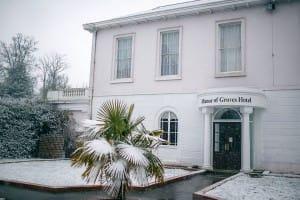 Manor Of Groves Wedding