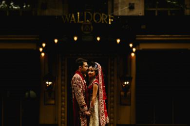 hilton waldorf london wedding