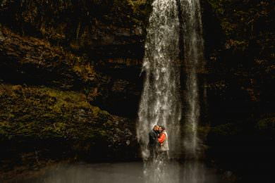 brecon beacons henrhyd falls pre shoot