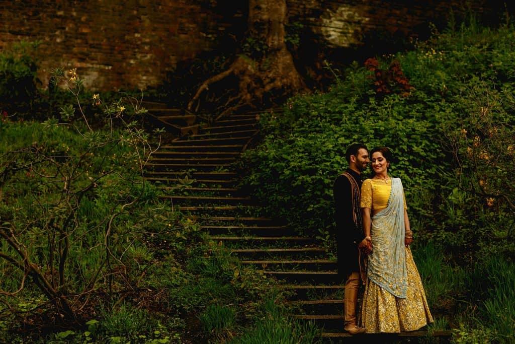 haigh hall wedding photography