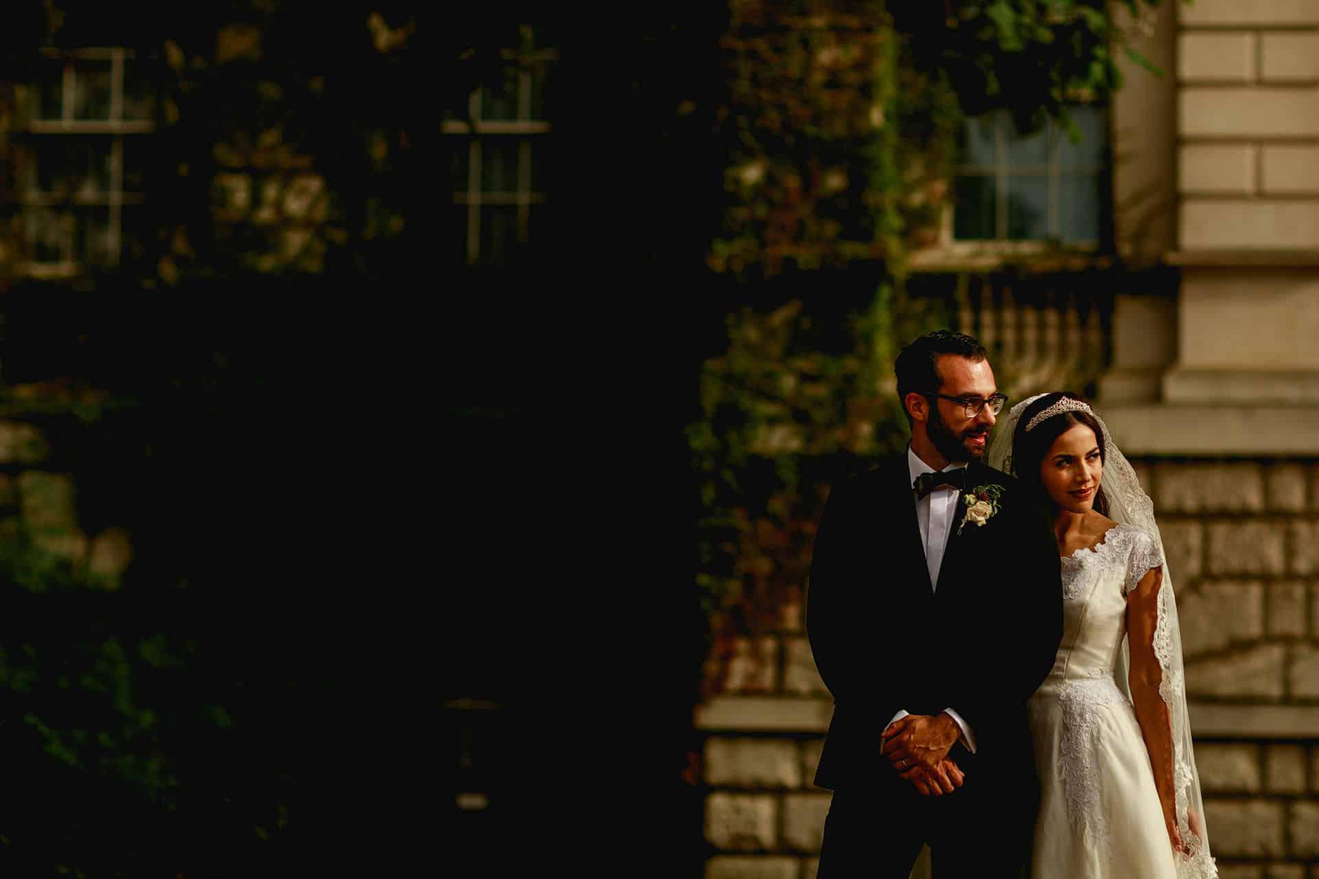 wedding london st ermins hotel