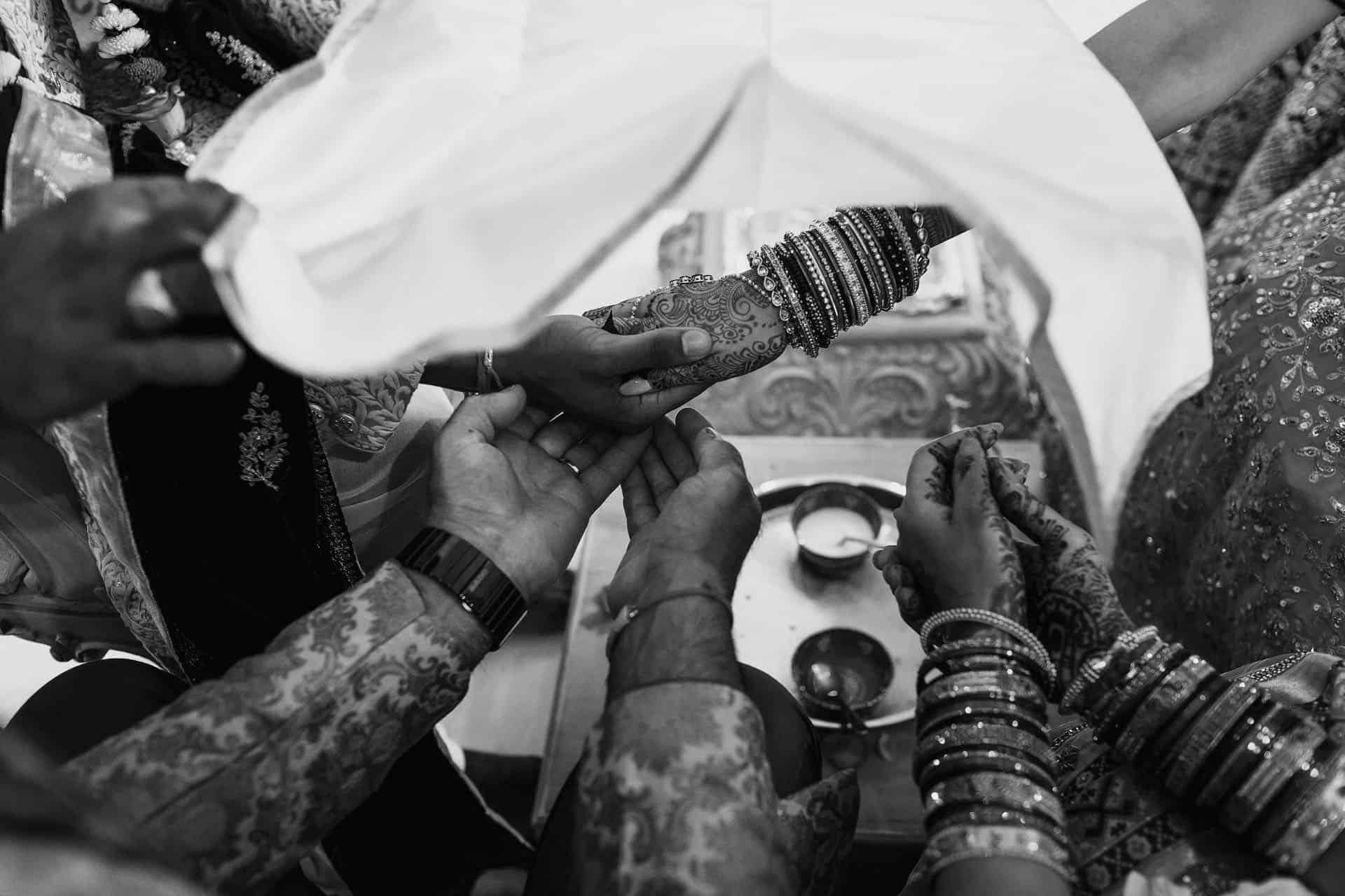 hilton t5 heathrow asian wedding