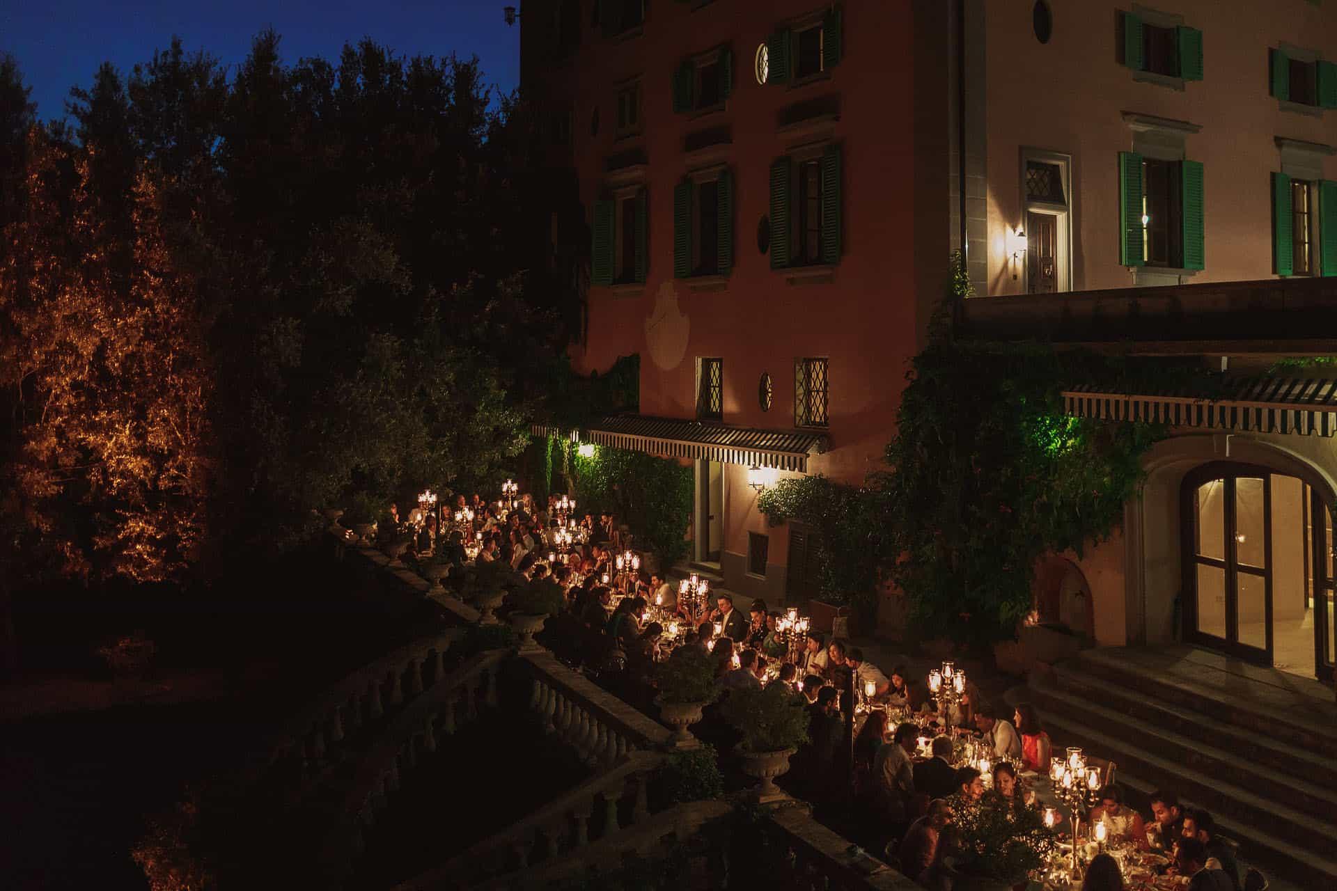 il borro luxury wedding tuscany