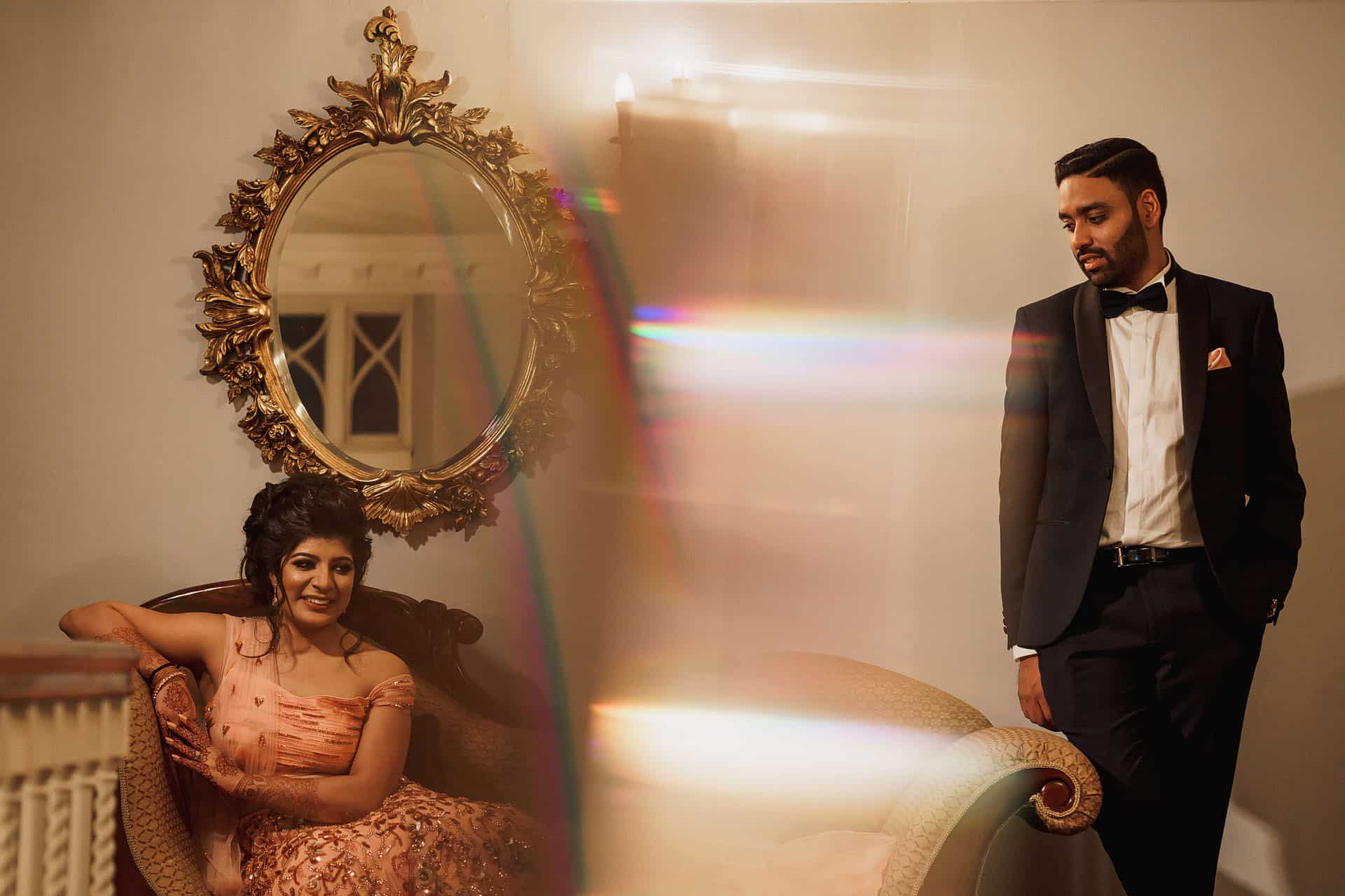 quendon hall indian wedding photography