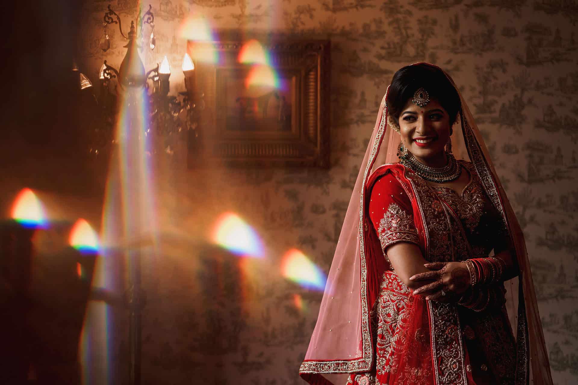 quendon hall indian wedding photographer