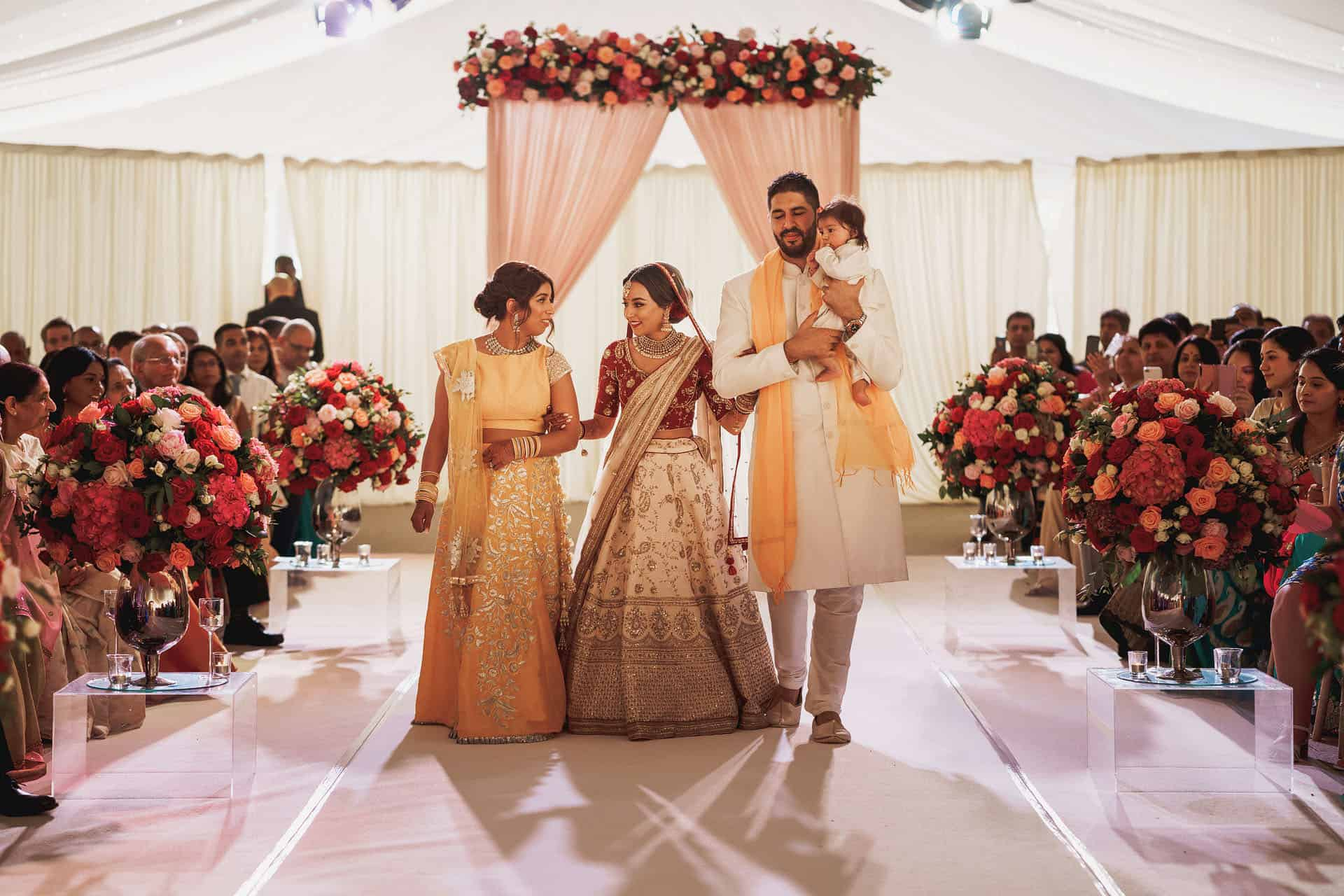 ditton manor indian wedding photos