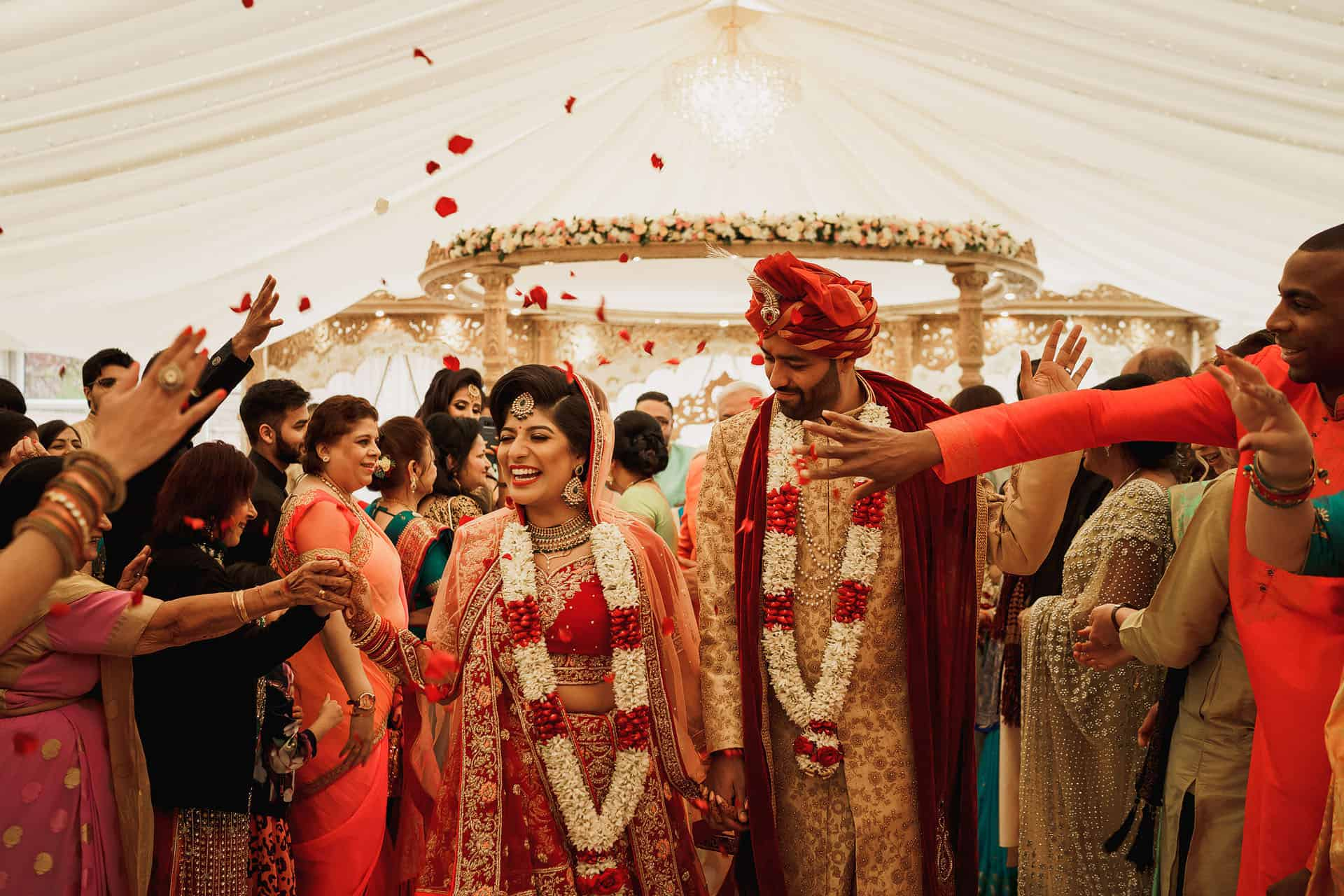 quendon hall hindu wedding photography 1