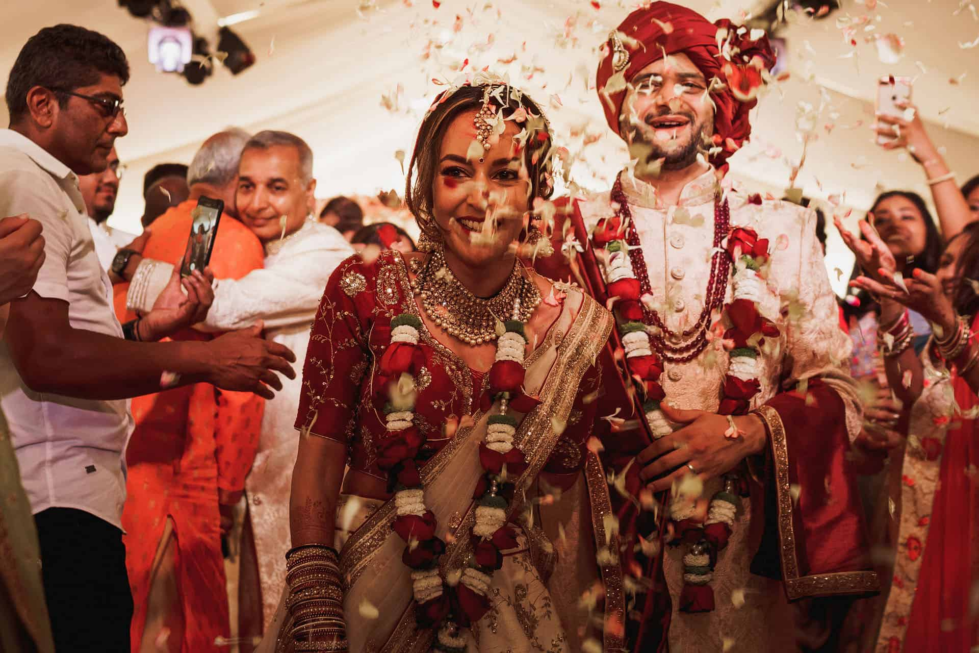 ditton manor hindu wedding