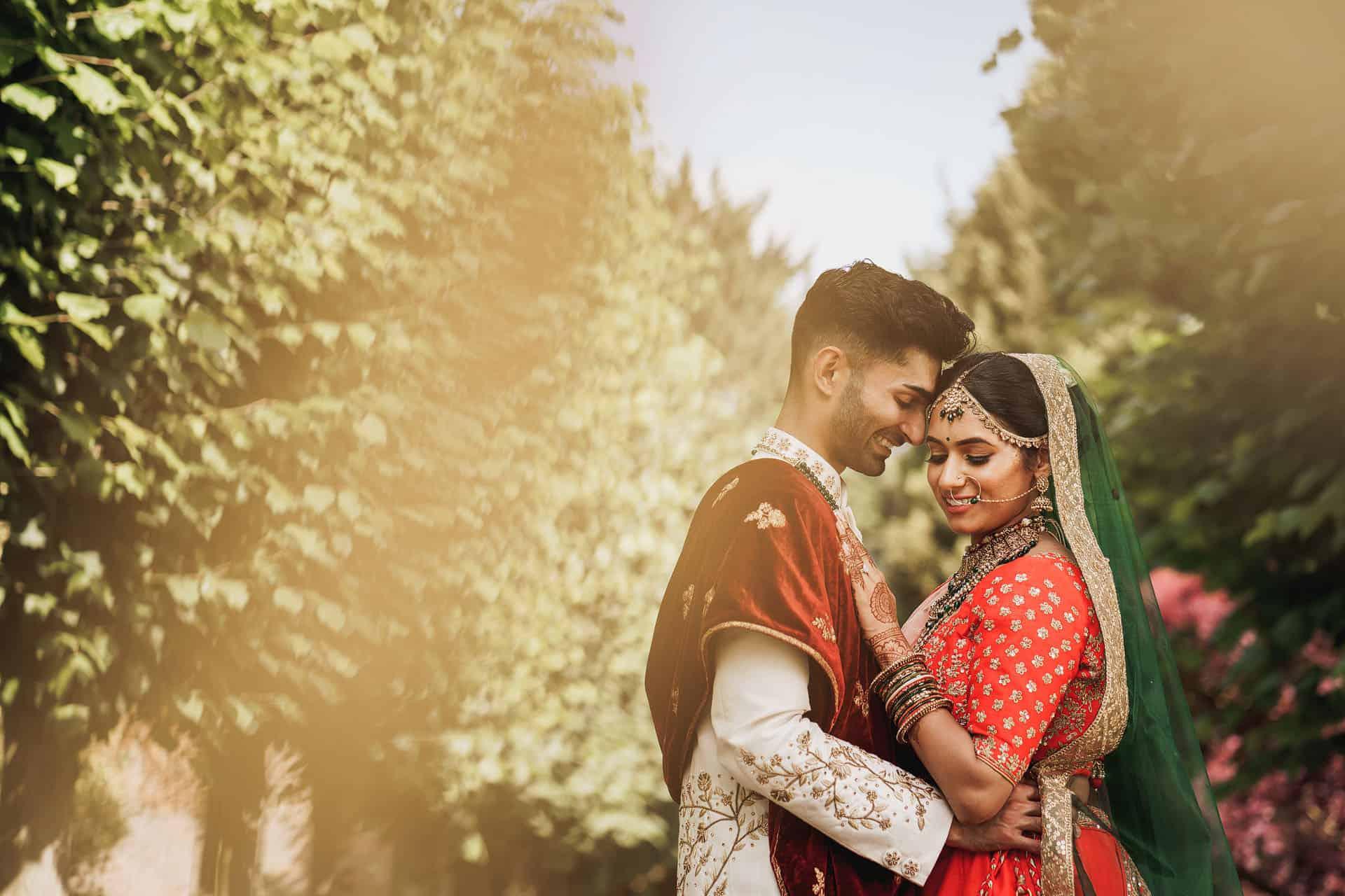 quendon parklands outdoor wedding 1