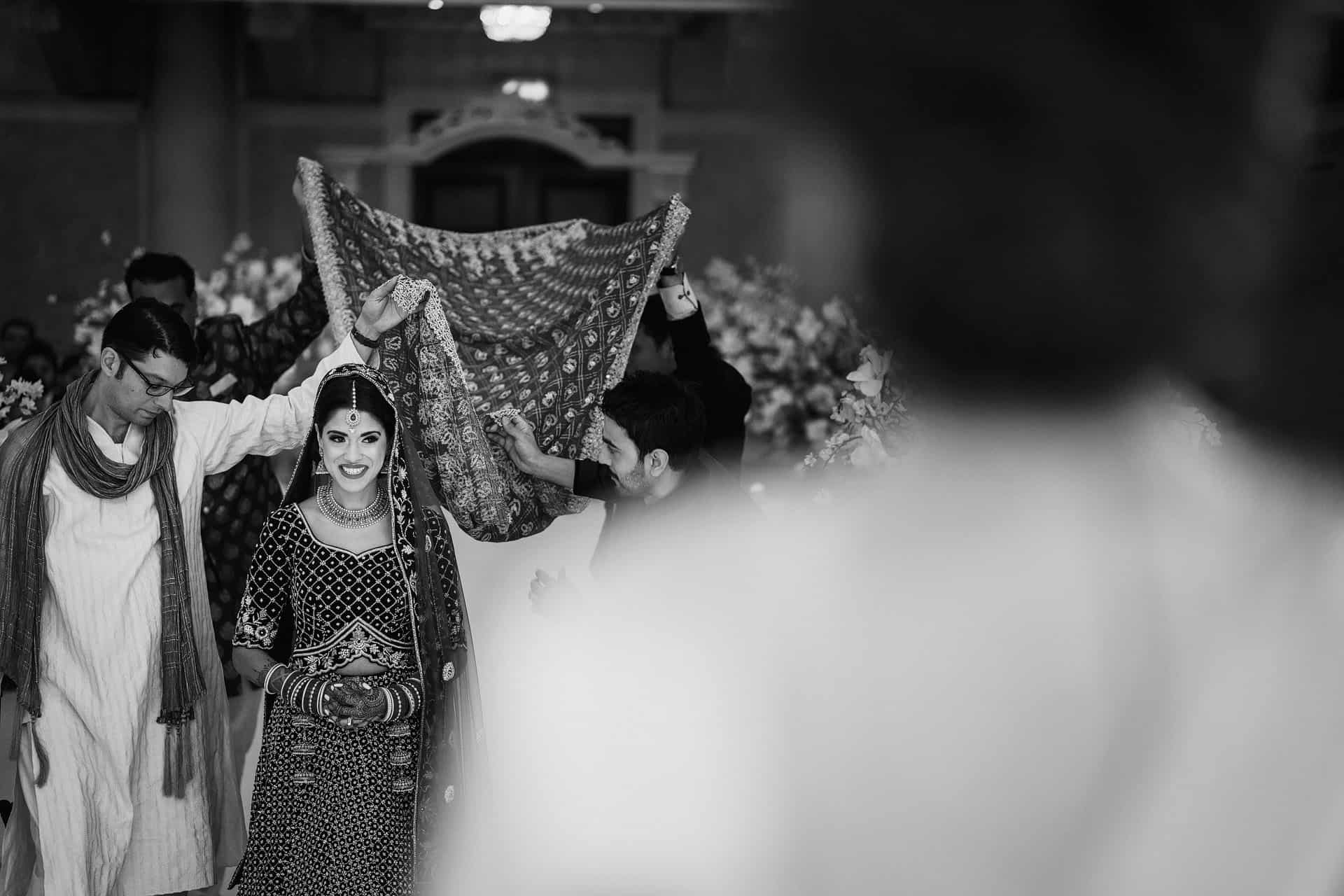 de vere grand connaught wedding
