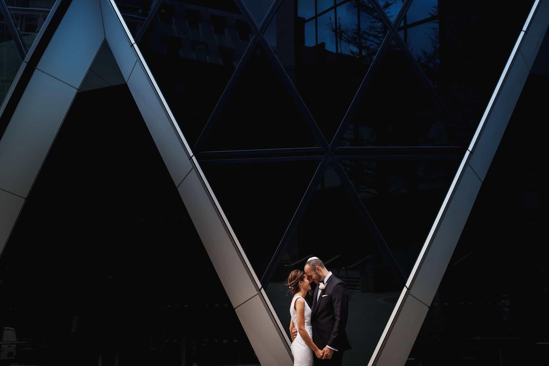 banking hall jewish wedding photographer