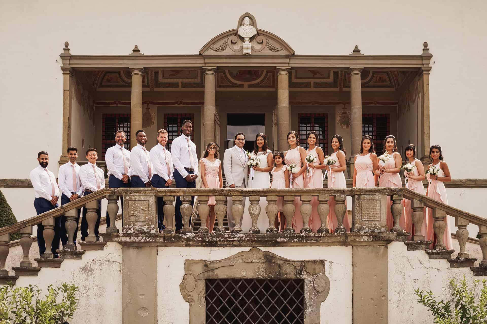 tenuta di artimino wedding photography