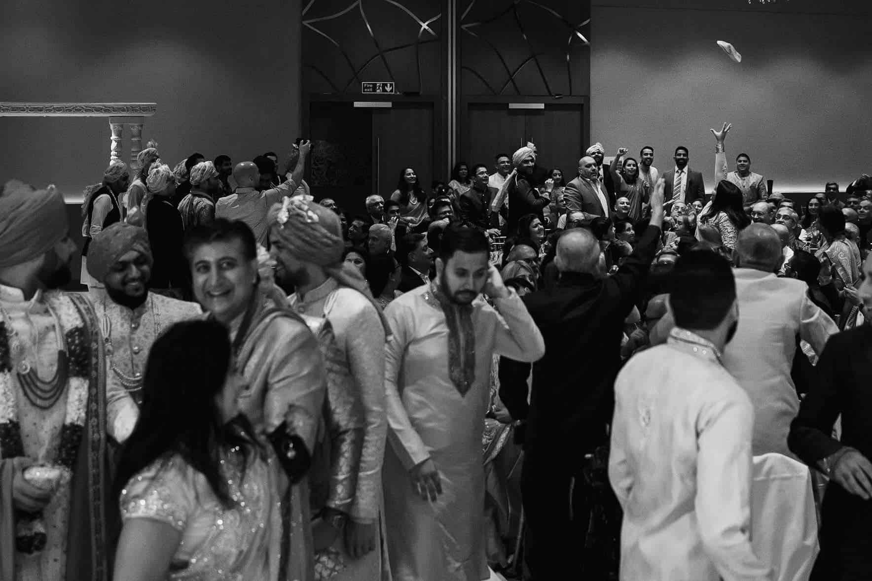 hilton wembley indian wedding photographer