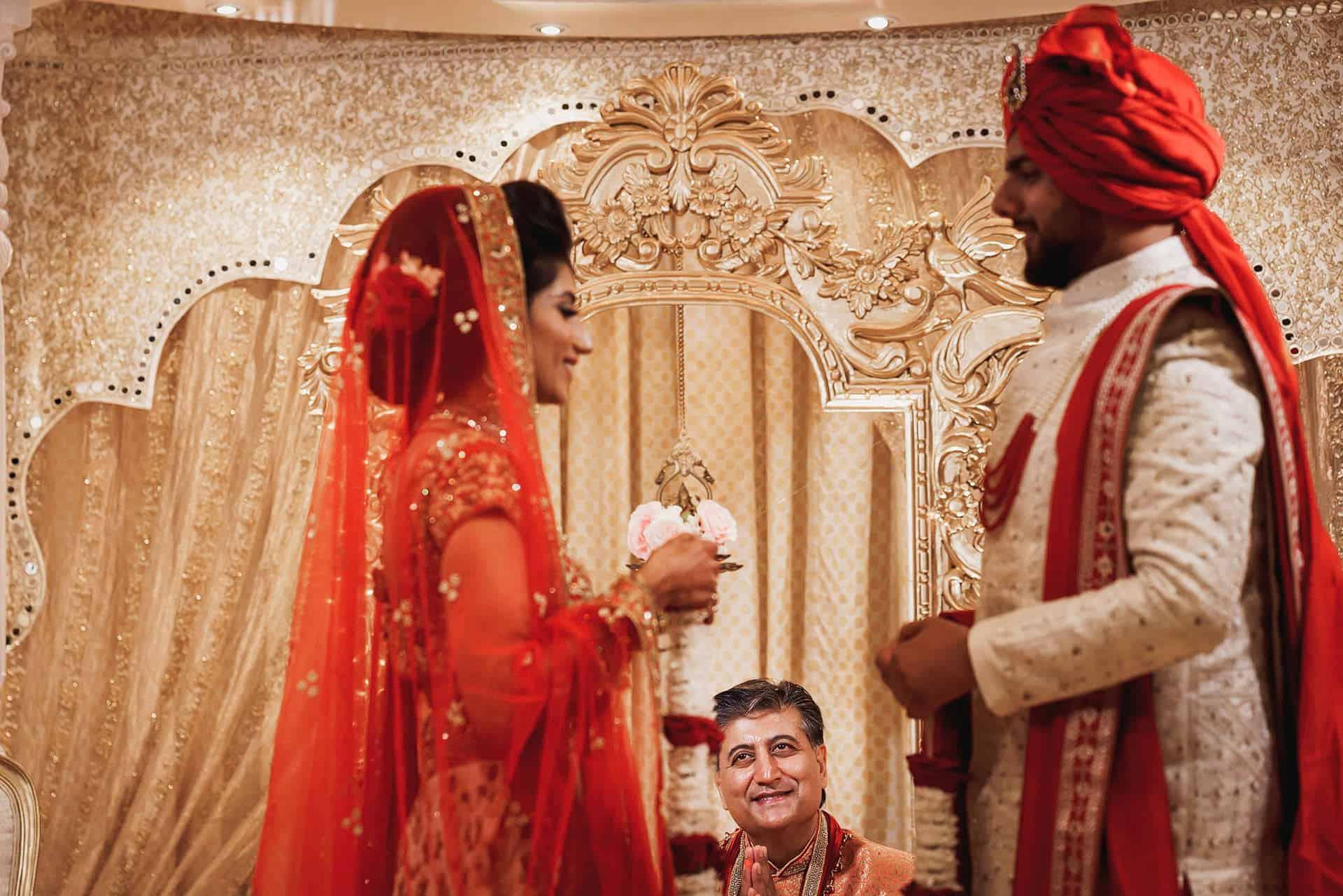 hilton wembley hindu wedding photographer