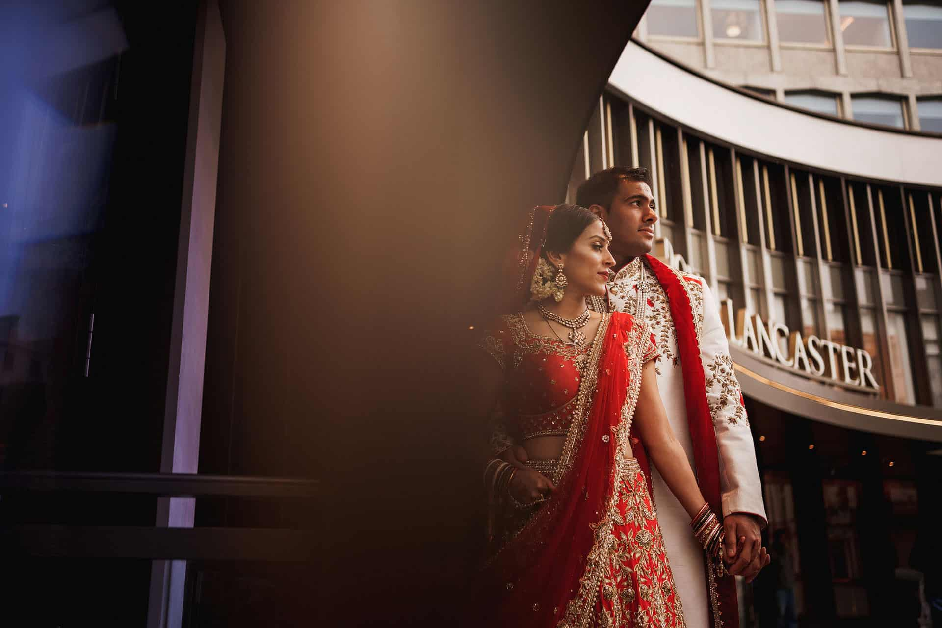 royal lancaster hindu wedding