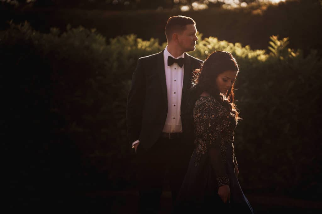 froyle park fusion indian wedding