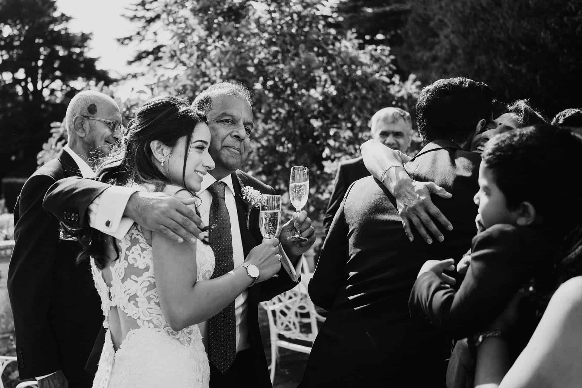 luton hoo summer wedding photographer