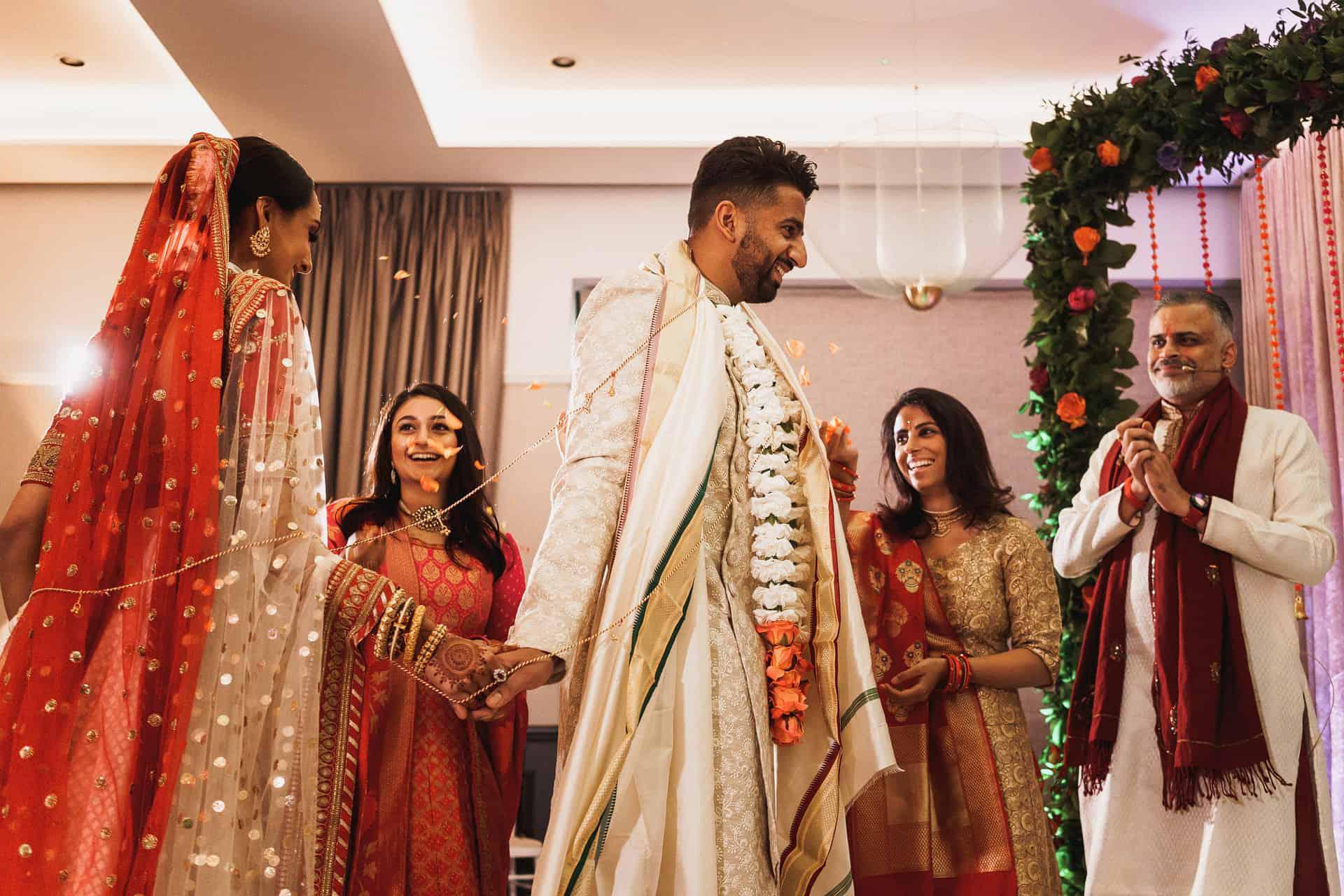 denham grove indian wedding photographer